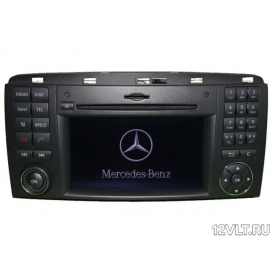 COMAND APS (КОМАНД МЕРСЕДЕС) NTG 2.5. MERCEDES R-CLASS W251 | МЕРСЕДЕС 251